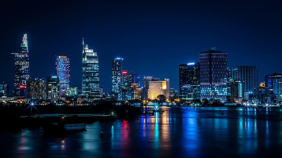 Saigon After Dark