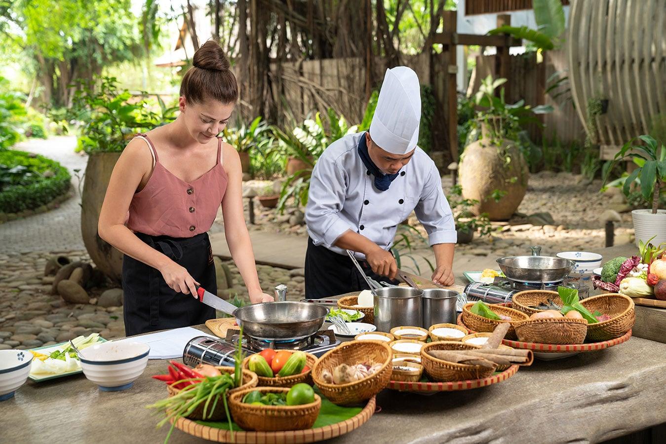 Viet Nam Cooking Class