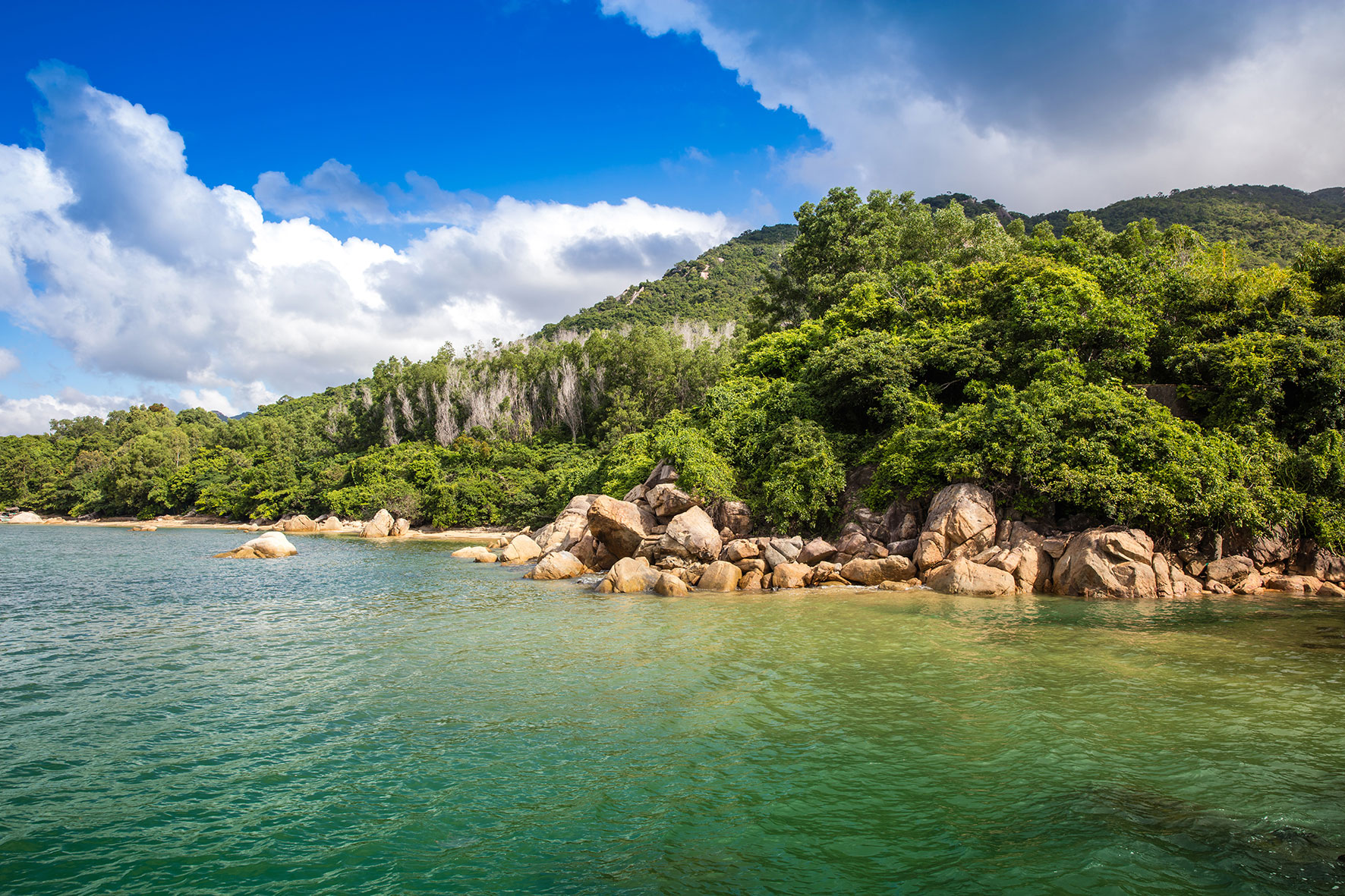 Destination – Ninh Van Bay