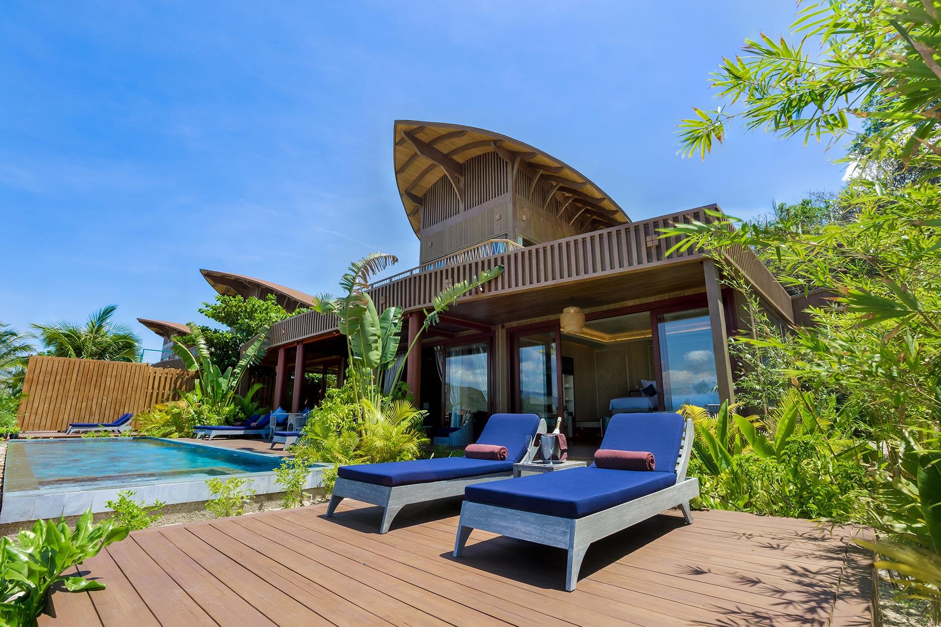 Accommodation – Ninh Van Bay