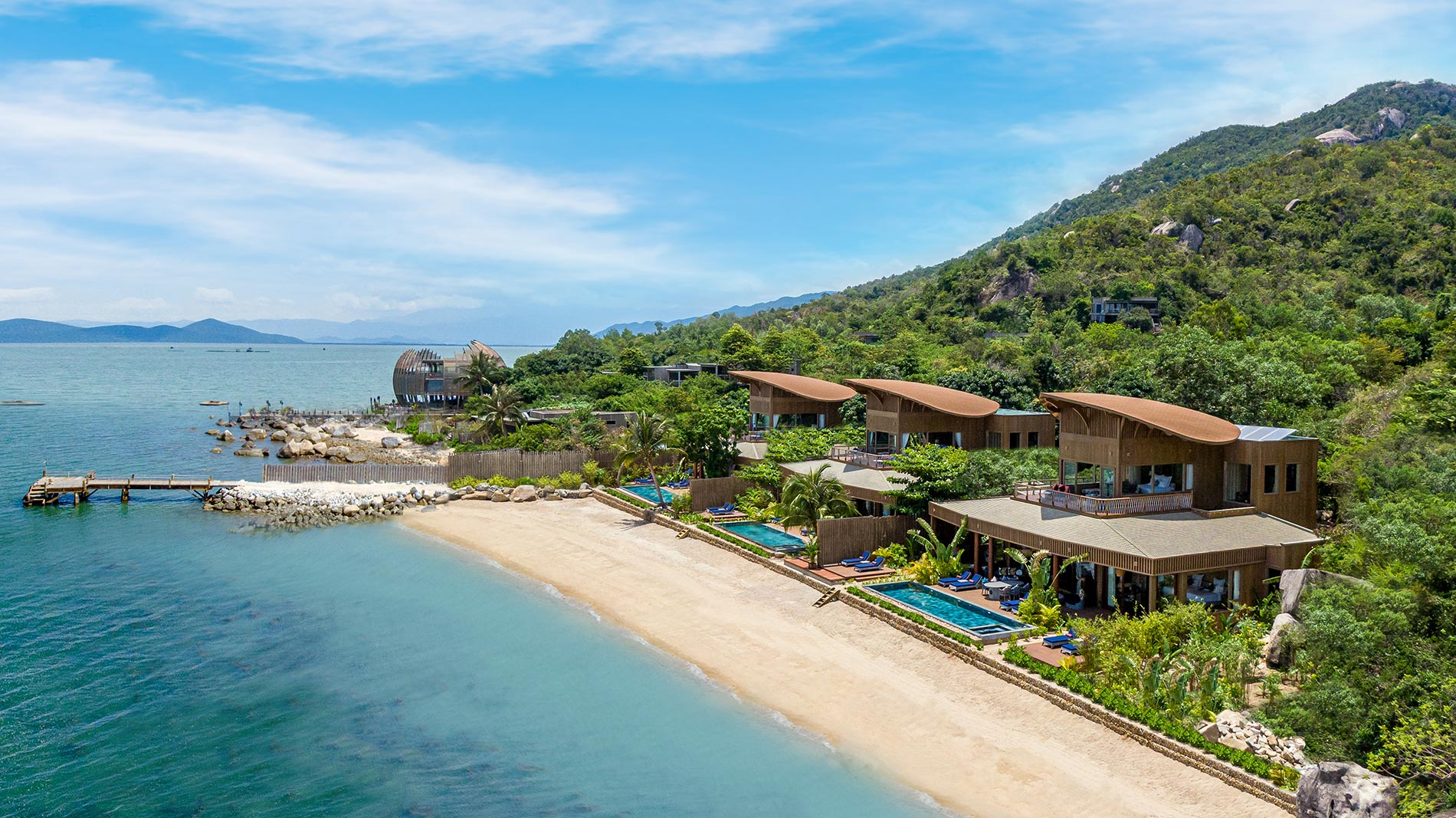 Our Retreat – Ninh Van Bay