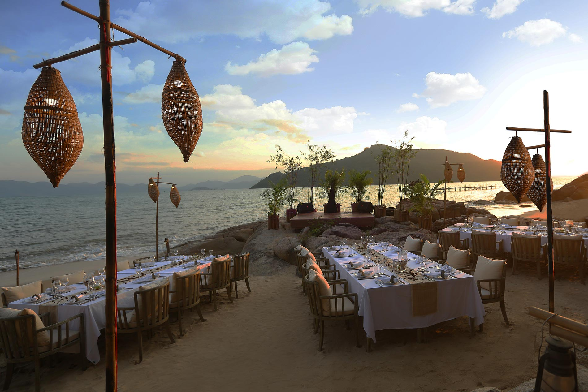 Events – Ninh Van Bay
